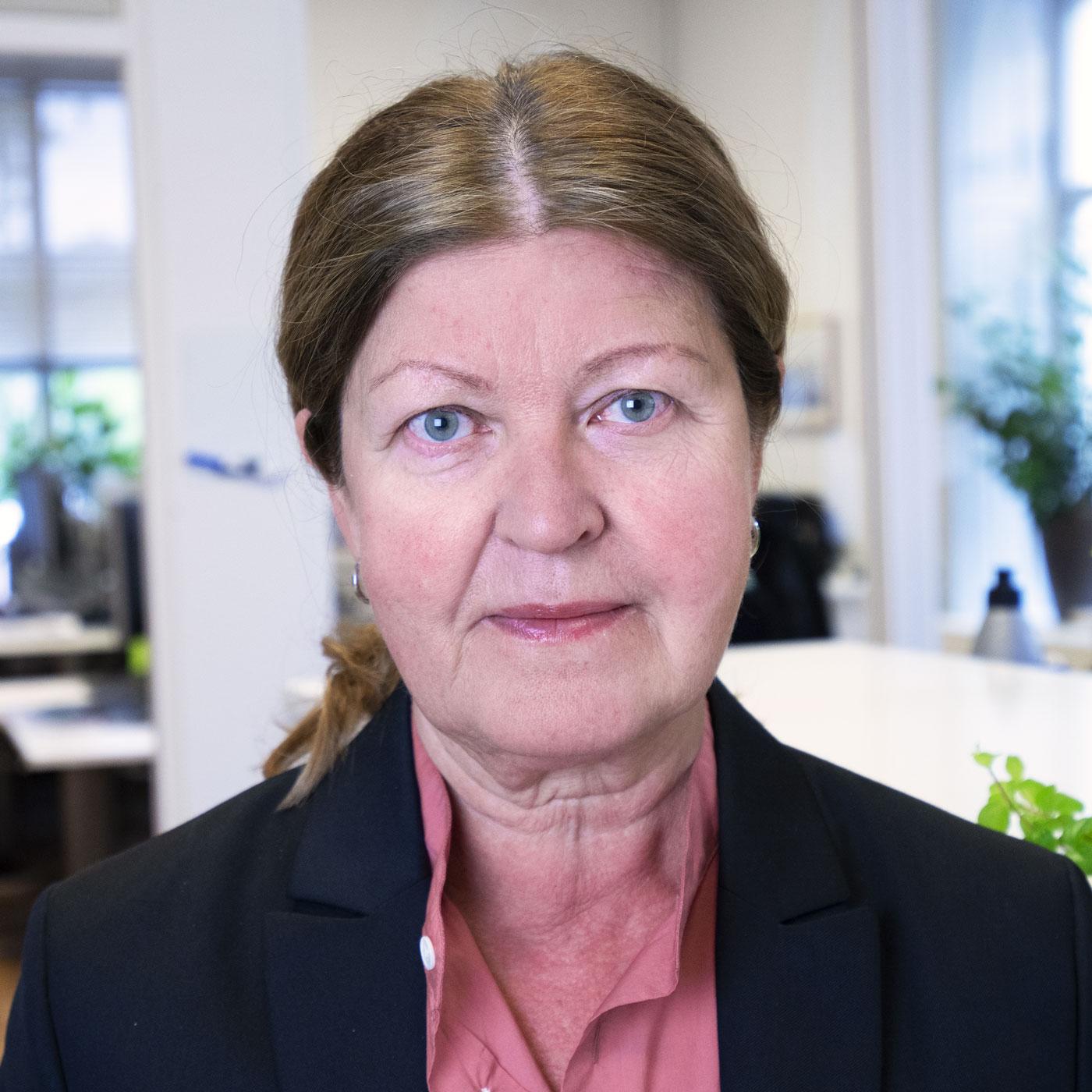 Läkarjouren - Annika Högström