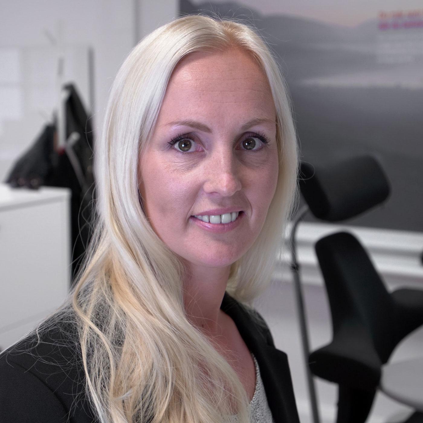 Läkarjouren - Stina Andersson