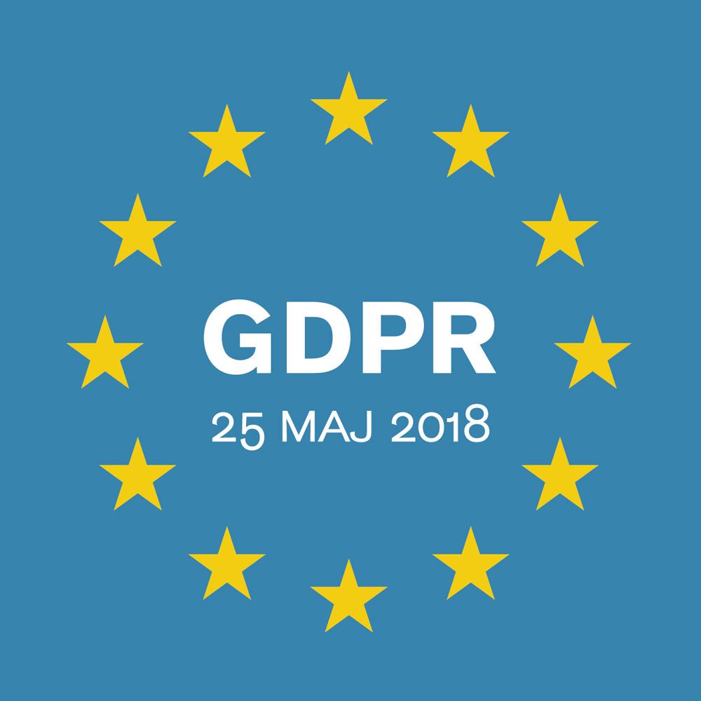 GDPR - Nu förbättrar vi det personliga skyddet