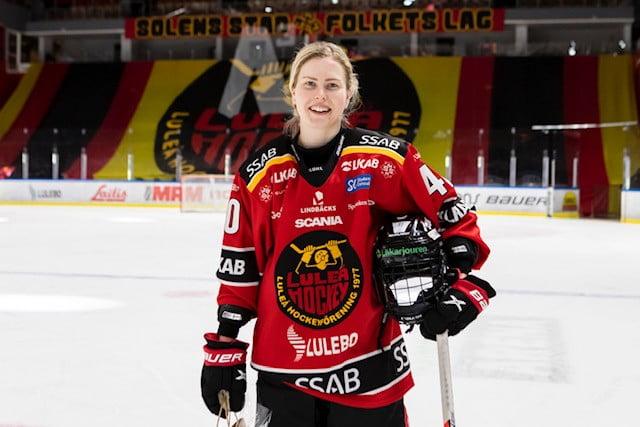 Läkarjouren x Luleå Hockey